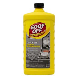 32 oz. Concrete Cleaner and Oil Stain Remover