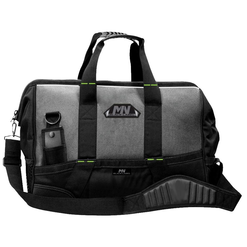 MN Black Label 20 in. Wide Ballistic Tool Bag Rider