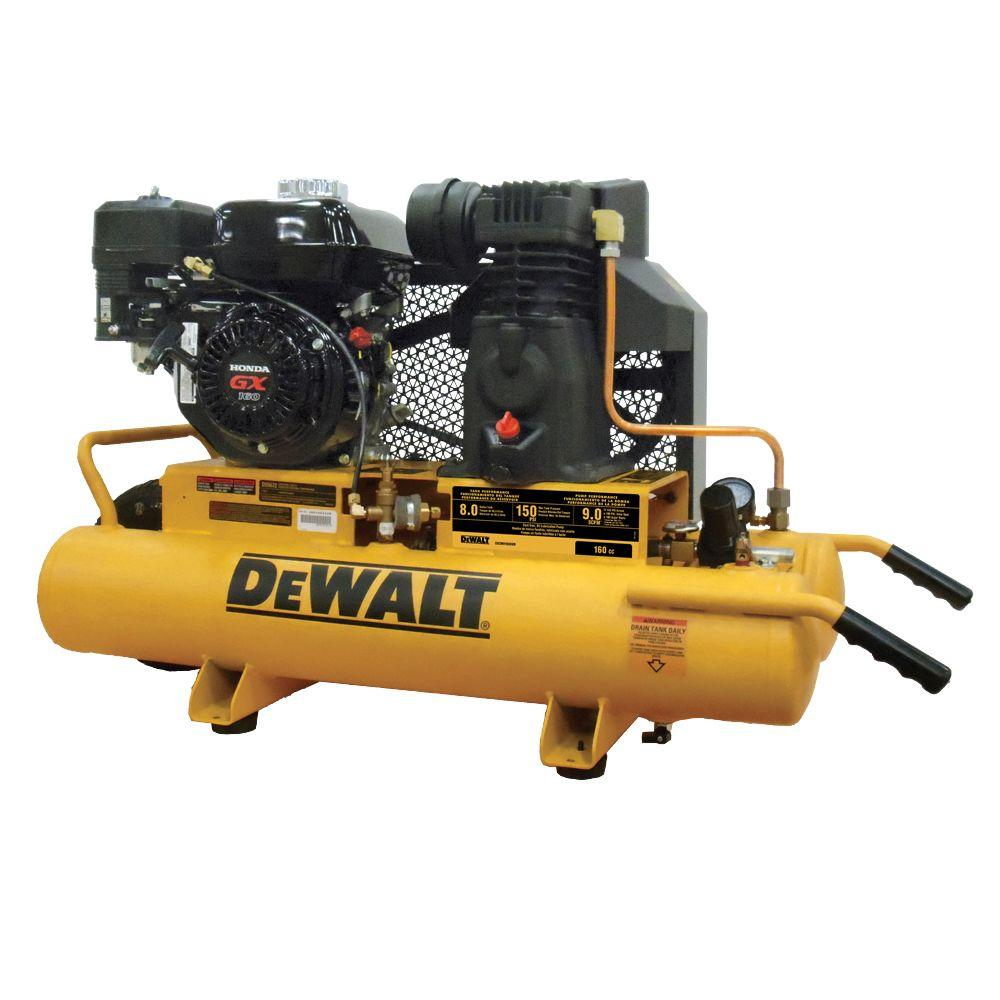 gas air compressor. portable gas air compressor r