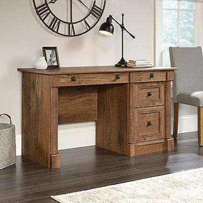 Palladia Collection Vintage Oak Computer Desk
