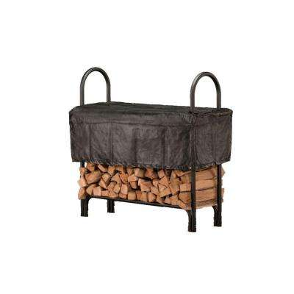 Slider Medium Log Rack Cover