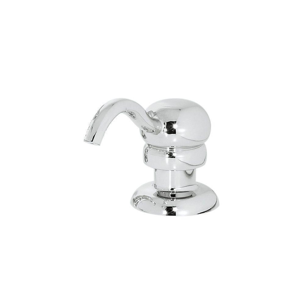 Pfister Marielle Soap Dispenser in Polished Chrome