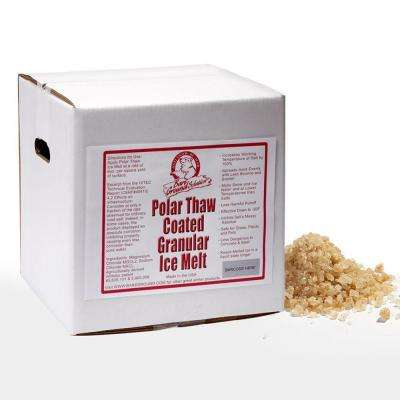 40 lb. Coated Granular Ice Melt
