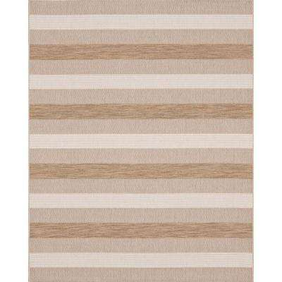 Dawson Brown 7 ft. 10 in. x 10 ft. Area Rug
