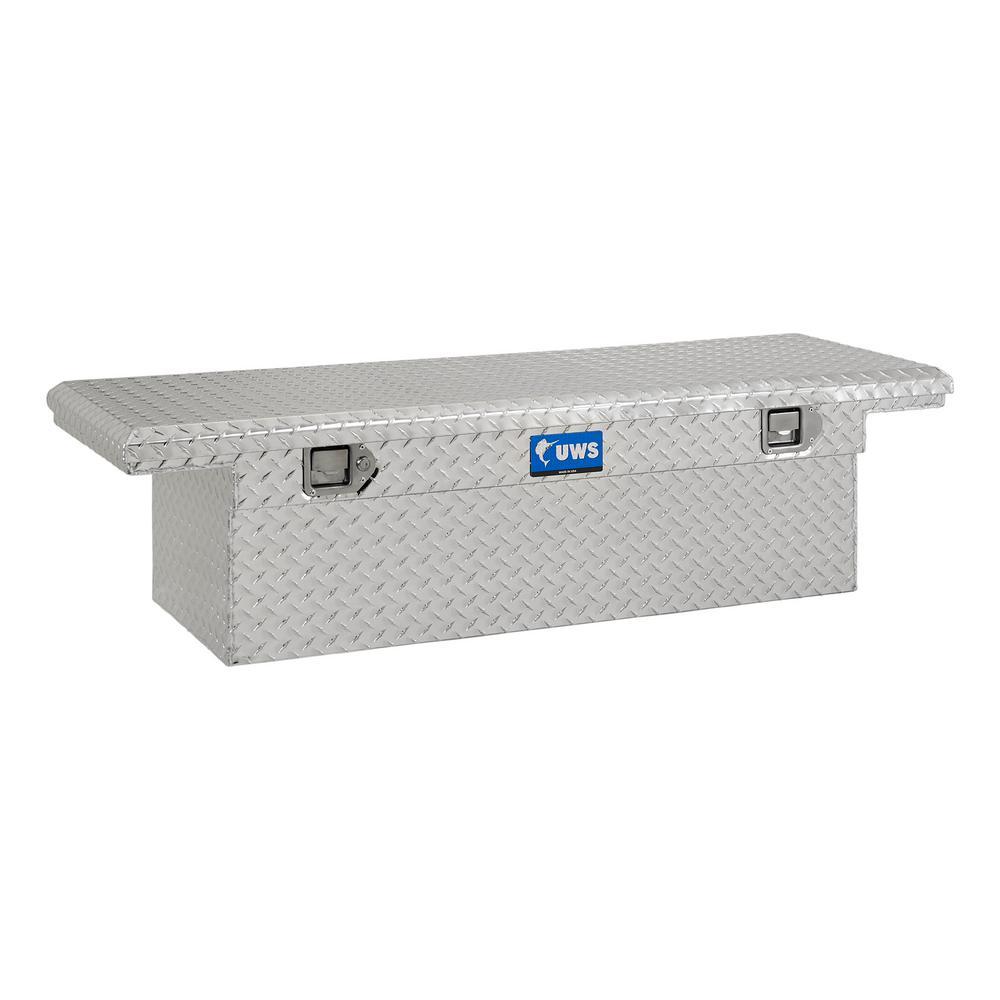 54 in. Aluminum Single Lid CR