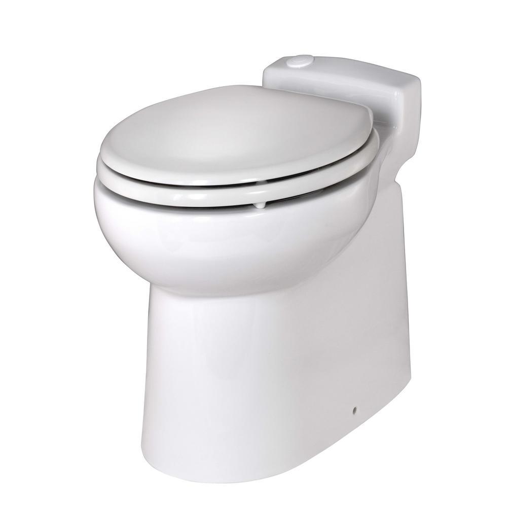 Saniflo Sanimarin 48 1-Piece 2.9 GPF Dual Flush Elongated
