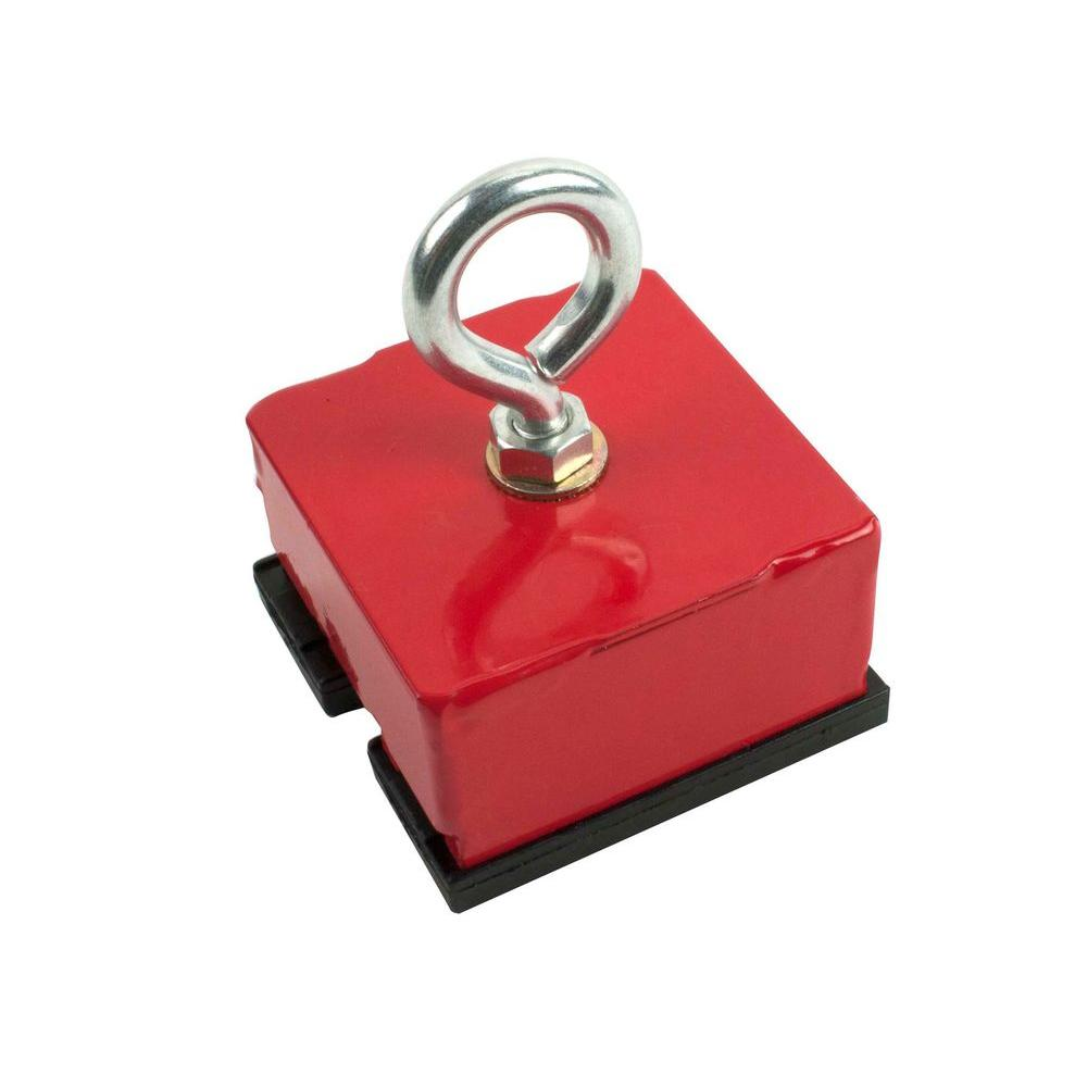 Master Magnetics Retrieving Magnets With Plastic Cover