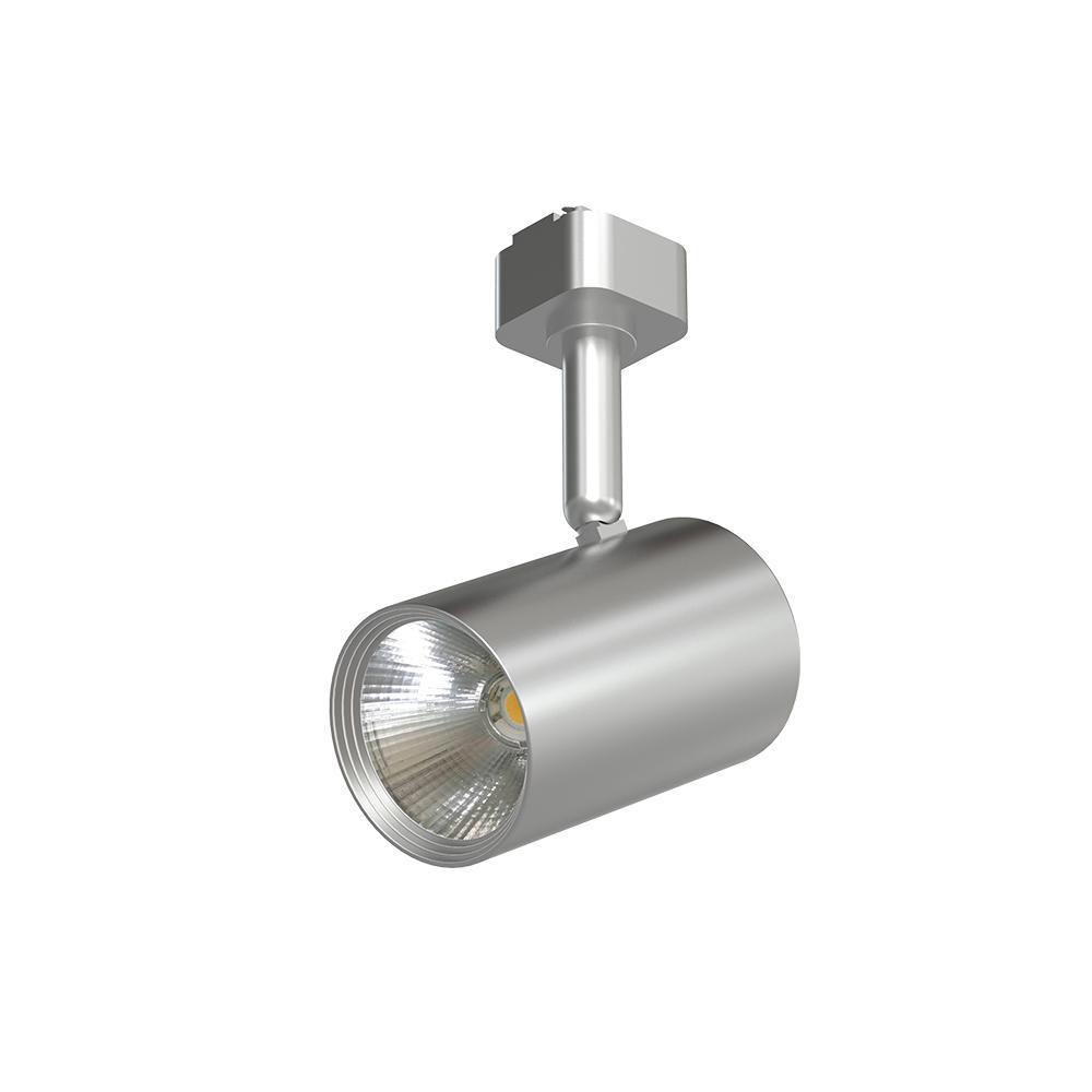Hampton Bay 1-Light Integrated Brushed Nickel LED Linear