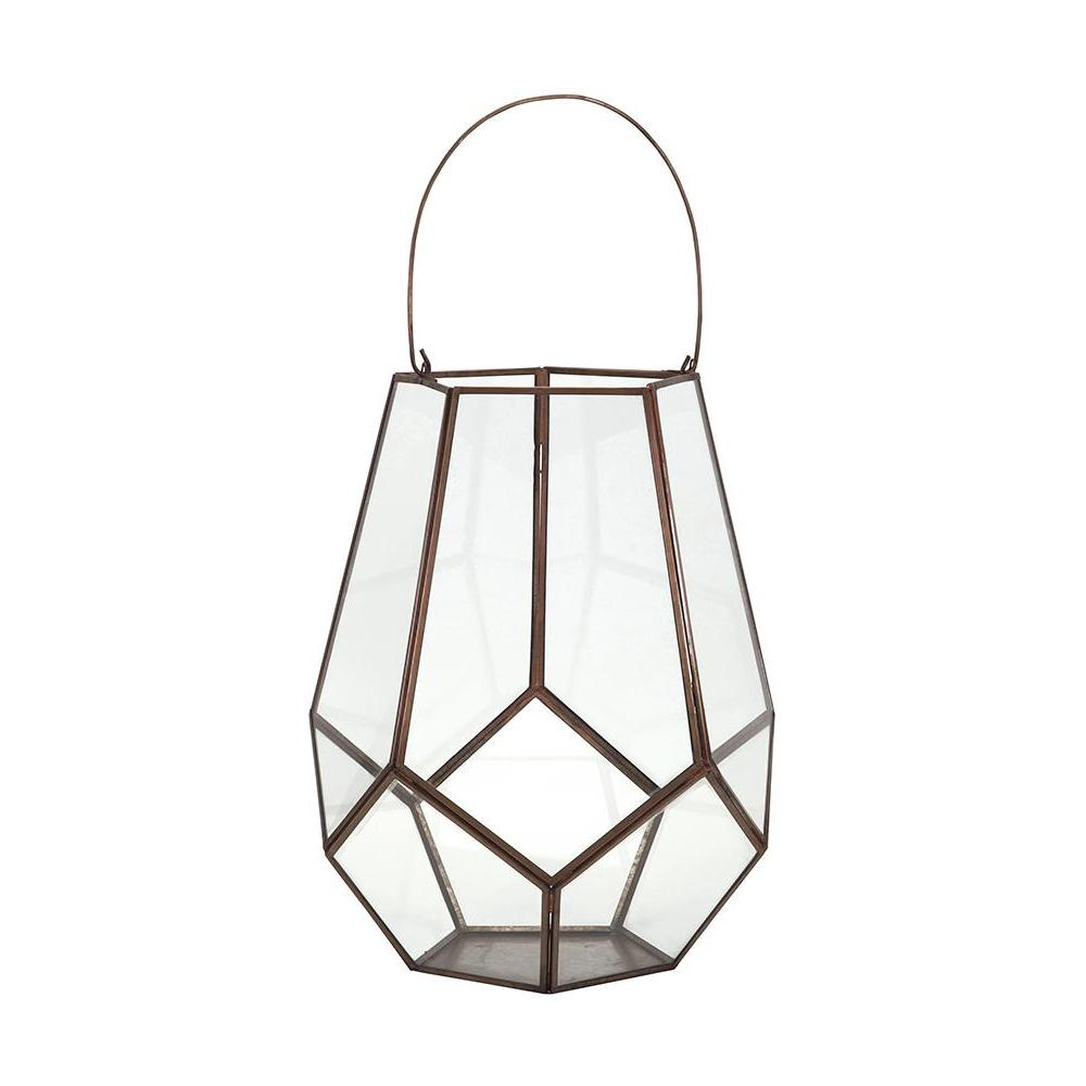 Home Decorators Collection Downing 12 in. x 15 in. Iron Terrarium