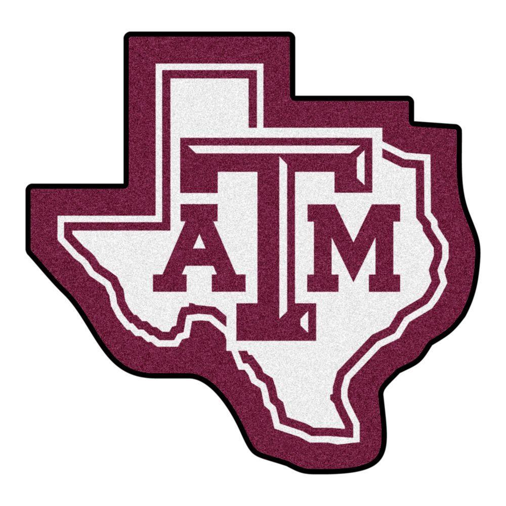 Fanmats Ncaa Texas A Amp M University Maroon 3 Ft X 4 Ft