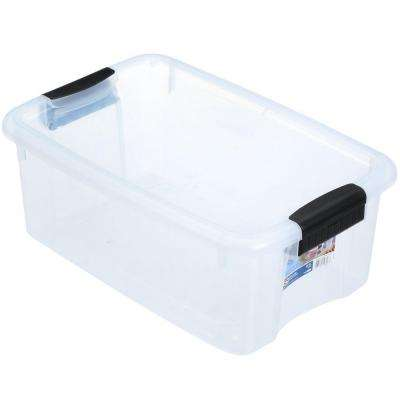 18-Qt. Latch Storage Box
