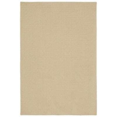 Pattern Sawyer Appaloosa Texture 6 ft. x 9 ft. Bound Carpet Rug