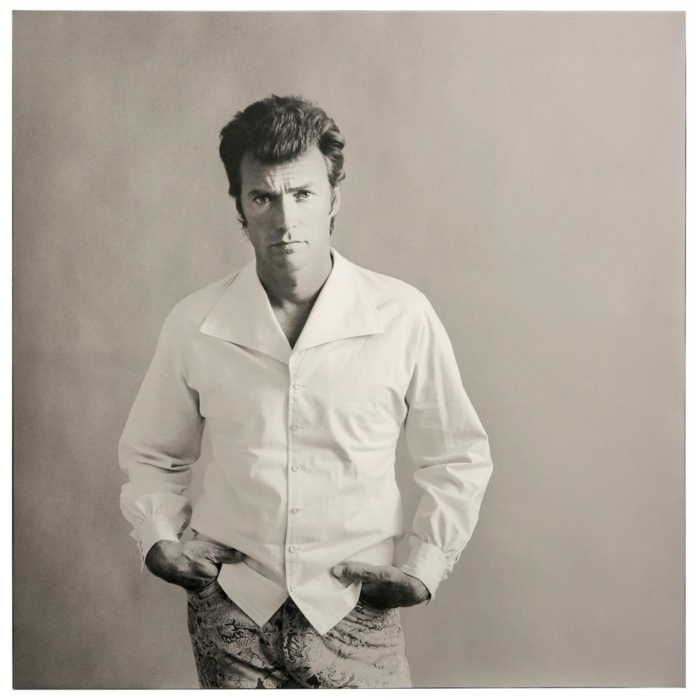StyleCraft Clint Eastwood Portrait Multicolored Canvas Wall Art was $338.99 now $134.32 (60.0% off)