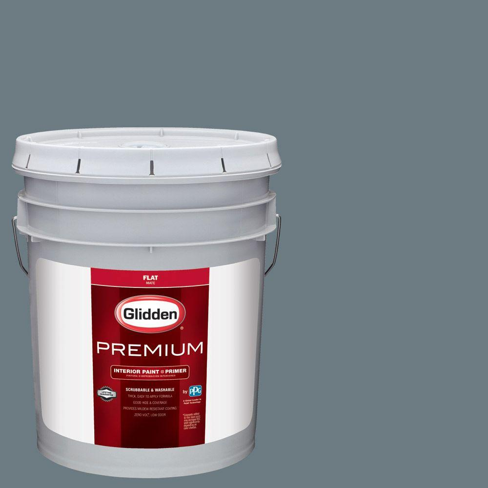 Hdgcn34 French Grey Flat Interior Paint With Primer