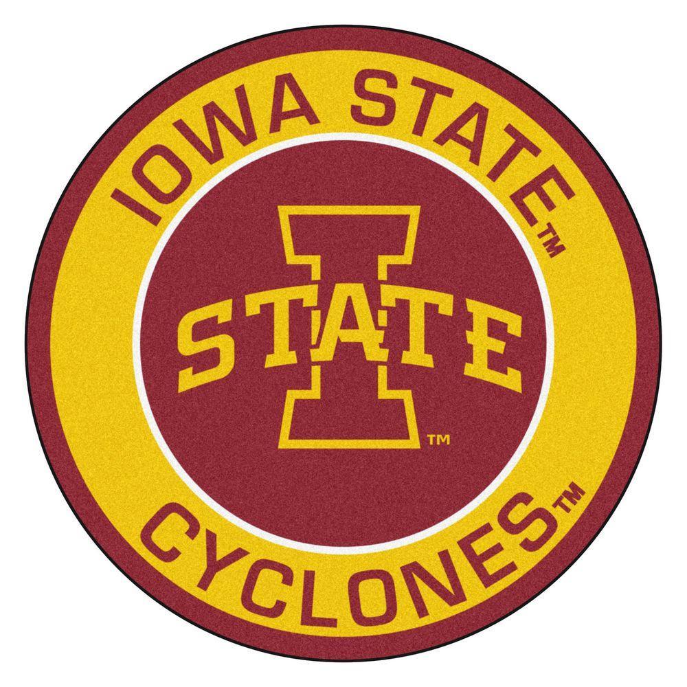 Florida State Seminoles Football Floor Mat: FANMATS NCAA Iowa State University Gold 2 Ft. 3 In. X 2 Ft
