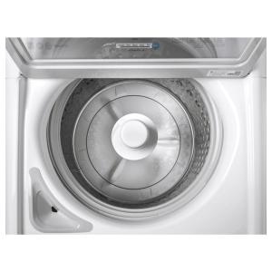 4ce32d181a2 Store SO SKU  1002593598. +16. GE 4.5 cu. ft. High-Efficiency White Top  Load Washing Machine ...