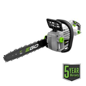 EGO 14 in. 56-Volt Lithium-Ion Cordless Chainsaw Deals