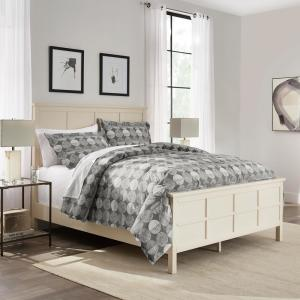 Deals on Home Decorators Collection Jonah 3-Pc Geometric Full Comforter Set