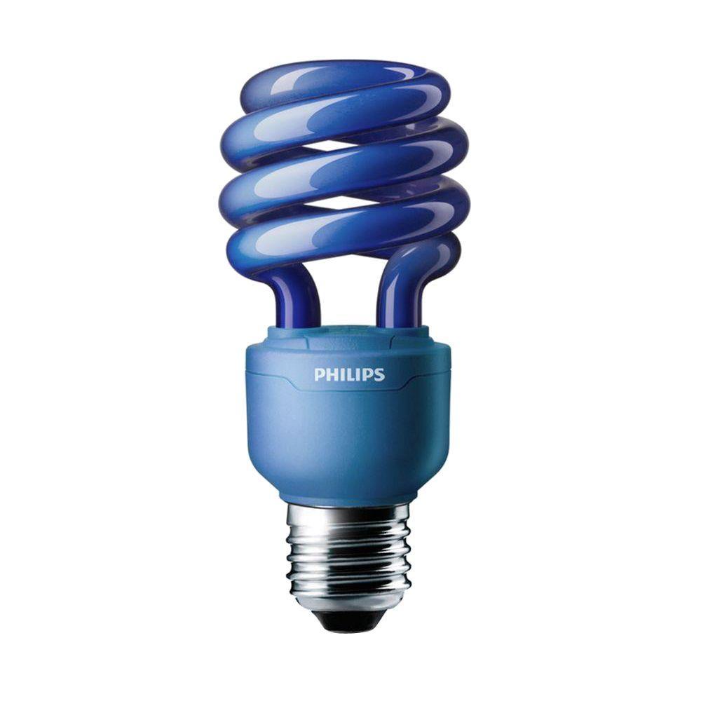 Autism Speaks 60W Equivalent Blue Spiral CFL Light Bulb (6-Pack)