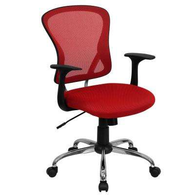 Red Office/Desk Chair