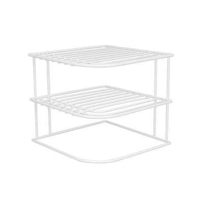 8.87 in. W x 8.87 in. D Corner Shelf