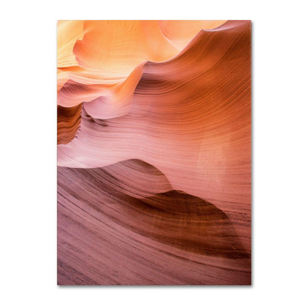 47 in. x 30 in. Smooth IV Canvas Art
