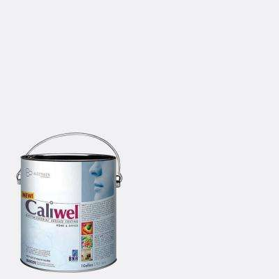 1 gal. Twilight Sentry Grey Latex Premium Antimicrobial and Anti-Mold Interior Paint