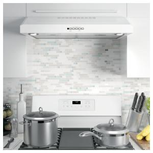 Store SO SKU #1002195055. +5. GE 30 In. Under The Cabinet Range Hood ...