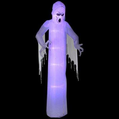 12 ft. Inflatable Lighted Tall Ghost