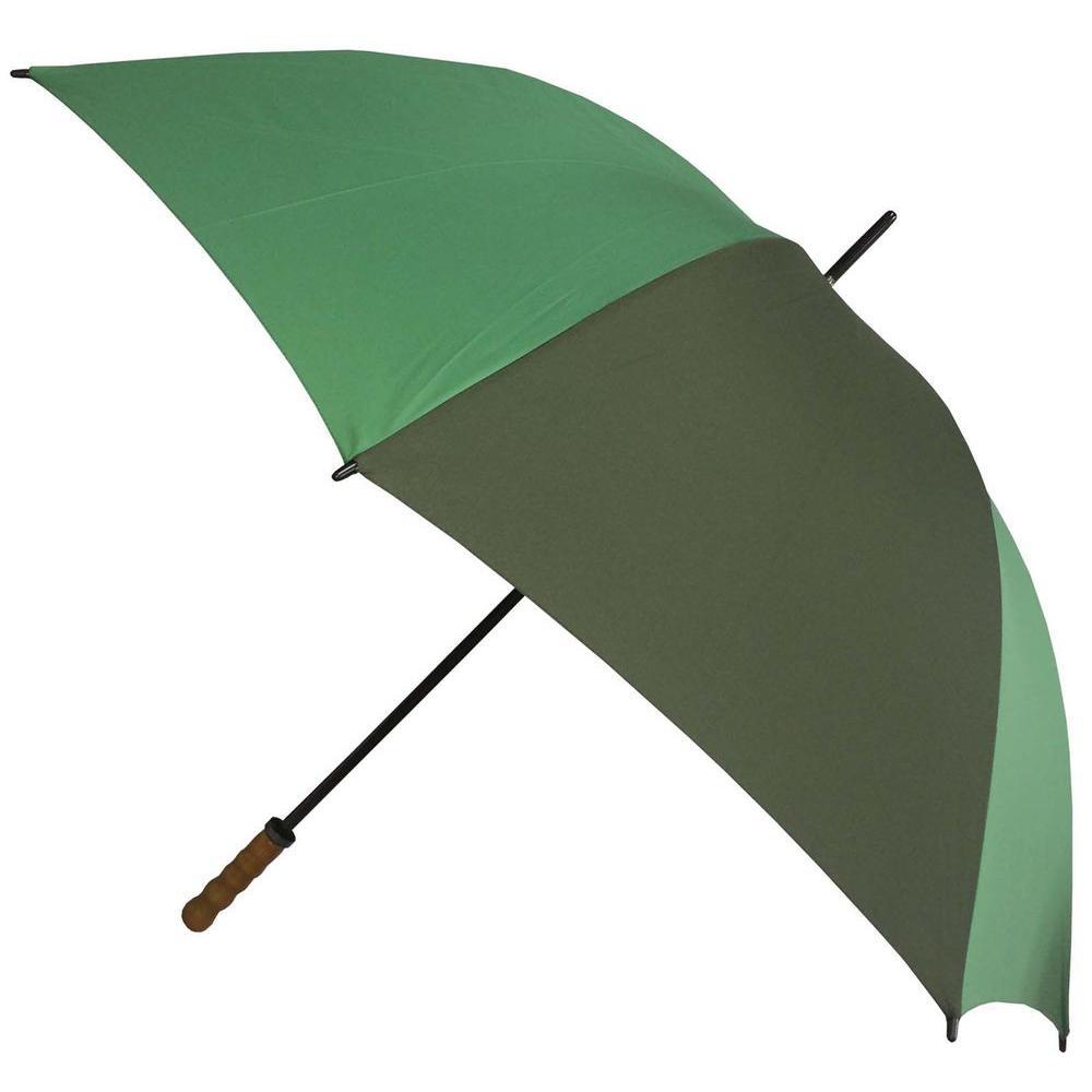 Kingstate 60 in. Arc Classic Sport Stick Umbrella in Hunter/Green
