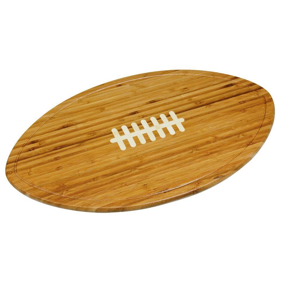 Kickoff Bamboo Cutting Board