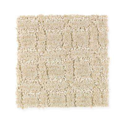 Carpet Sample - New Start I - Color Wall Street Pattern 8 in. x 8 in.