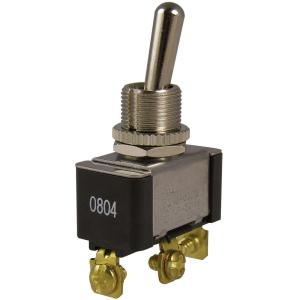 Gardner Bender 20 Amp Double-Pole Toggle Switch (1-Pack)-GSW