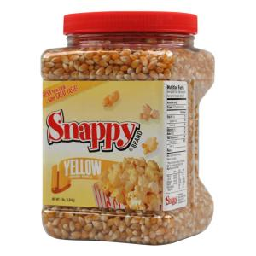 4 lb. Yellow Popcorn Kernels
