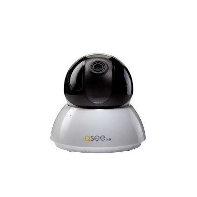 360 Degrees - 2-Way Intercom Camera - Wireless Security