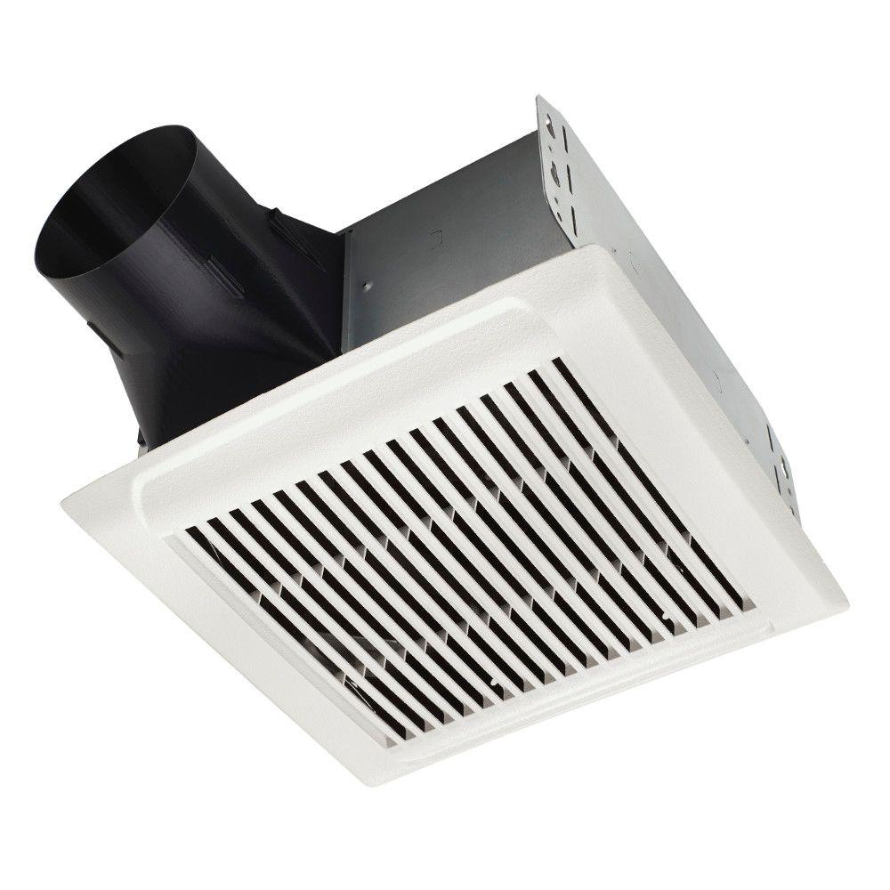 Invent Series 110 Cfm Ceiling Roomside Installation Bathroom Exhaust Fan Energy