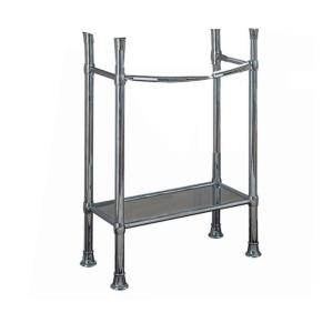 American Standard Retrospect Console Table Legs in Polished Chrome by American Standard
