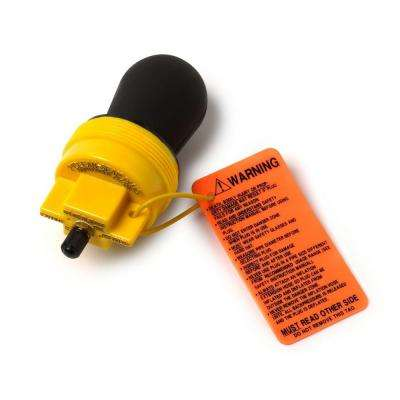 2 in. ABS Clean-Seal Plug