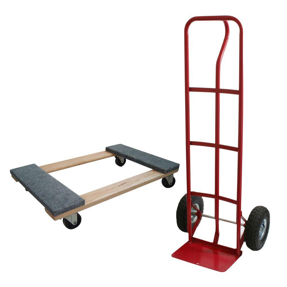 Buffalo Tools 600 Lb Capacity Heavy Duty Truck Dolly And 1 000 Lb
