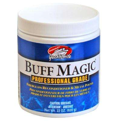 22 oz. Buff Magic Can