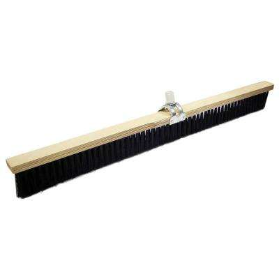 30 in. Styrene Concrete Finishing Brush with Adjustable Handle Socket