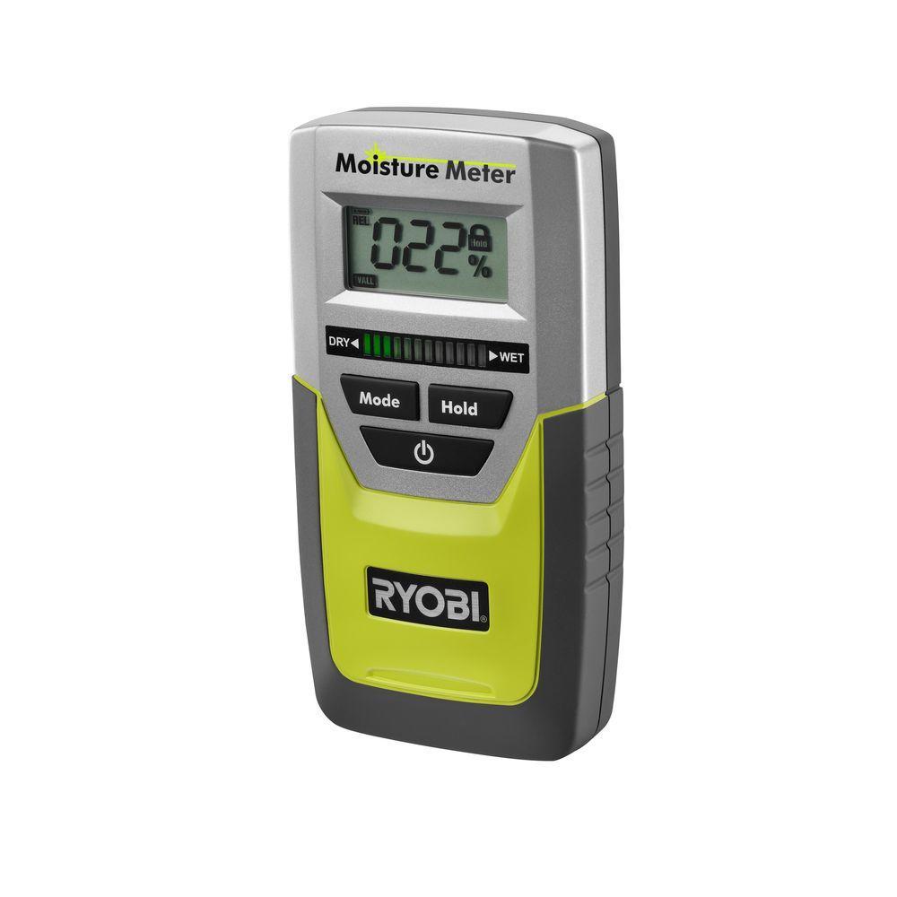 Ryobi Pinless Moisture Meter