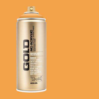 13 oz. GOLD Blast Orange Spray Paint