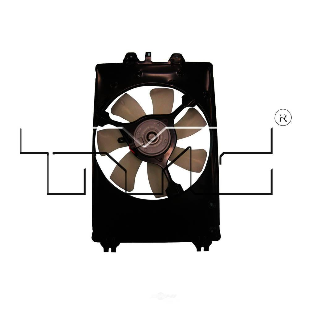TYC 611380 Cooling Fan Assembly 611380