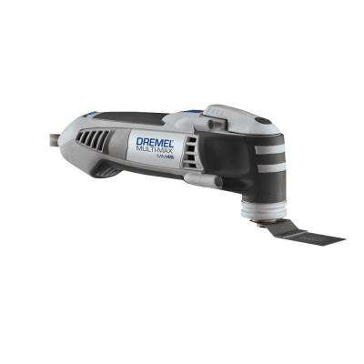 Factory Reconditioned Multi-Max 3.0 Amp Variable Speed Corded Oscillating Multi-Tool Kit with Accessories