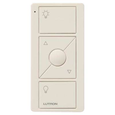 Pico Remote Control for Caseta Wireless Dimmer - Light Almond