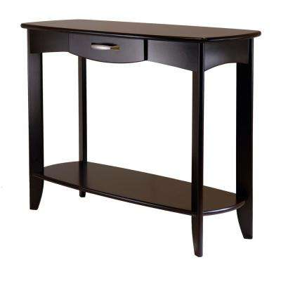 Danica Espresso Console Table