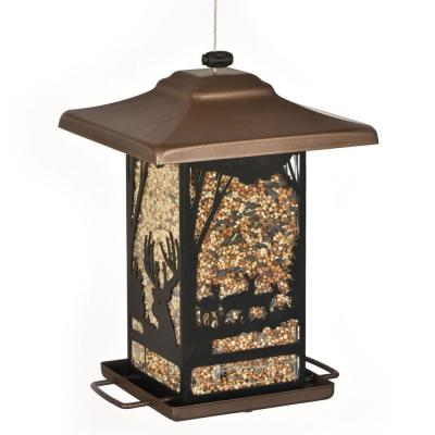 Wilderness Lantern Hanging Bird Feeder - 2 lb. Capacity