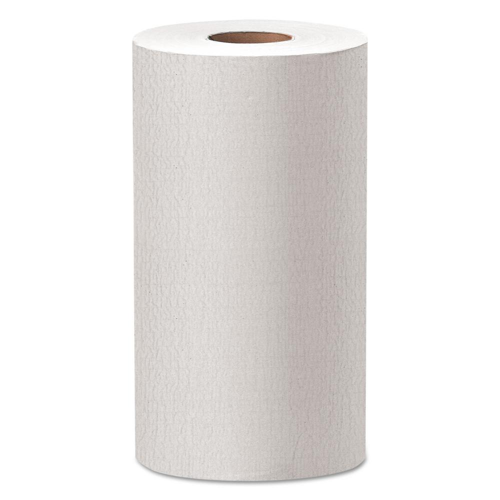 Wypall (9) 4/5 in. x (13) 2/5 in. 60 Wipes, Small Roll in...