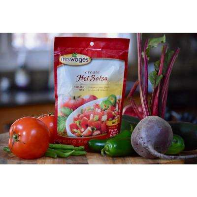 Hot Salsa Tomato Canning Mix (12-Pack)